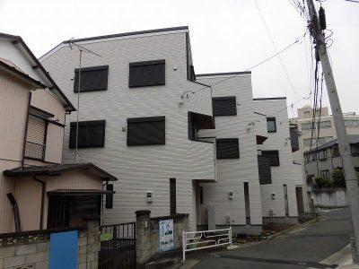 <新築>東横線白楽駅徒歩15分・ブルーライン線片倉町駅徒歩13分 成約済み