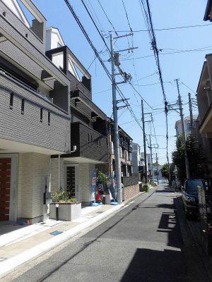 <新築>東横線東白楽駅徒歩12分 成約済み