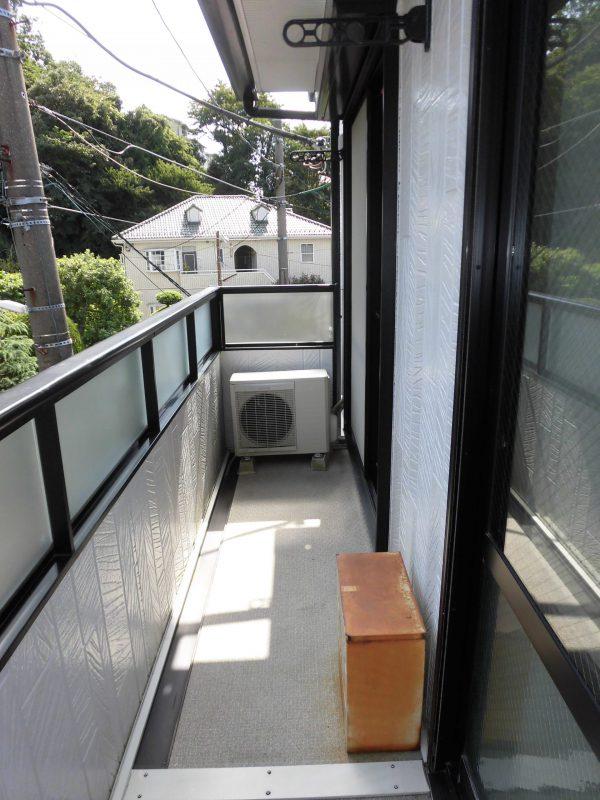 駅近・立地重視の方必見!!日当たり良い2DKアパート~エポぺ楽山203~