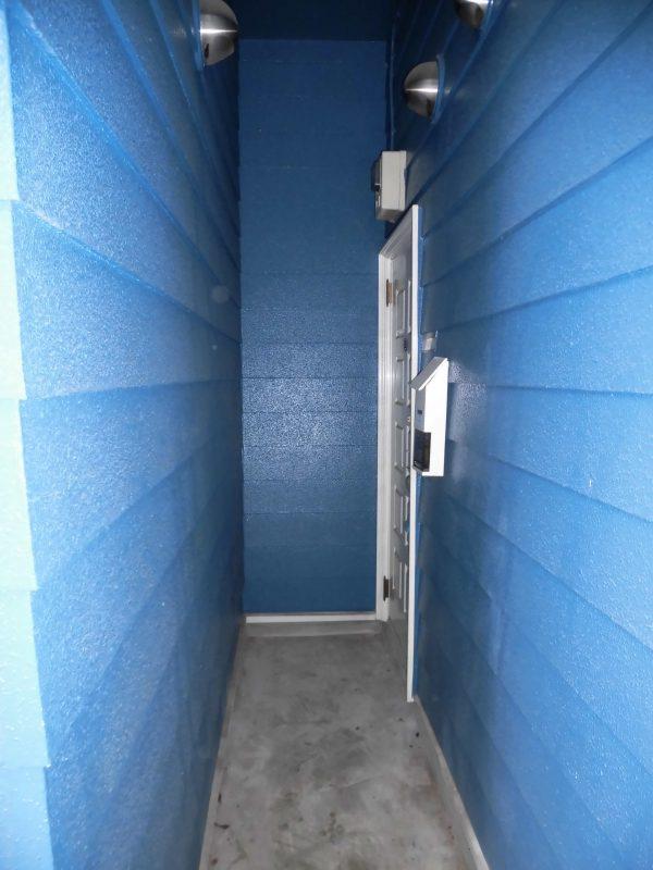 ブルーとホワイトの外観&フリーレント1ヶ月♪~ニューエクセレントハウス栗田谷102~